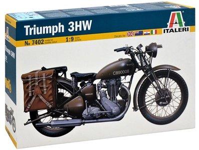 ITALERI | TRIUMPH 3HW MOTORCYCLE | 1:9