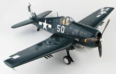 HOBBY MASTER | GRUMMAN F6F-5 HELLCAT 'JOLLY ROGERS' WHITE 50 VF-17 USS HORNET 1945 | 1:32