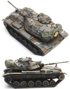 ARTITEC | M60A1 MERDC TRAIN LOAD (READY MADE) | 1:87