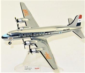 HERPA | KLM DOUGLAS DC-4 'ROTTERDAM' PH-TAR | 1:200