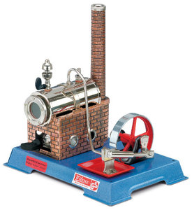 Stoommachine bouwpakket