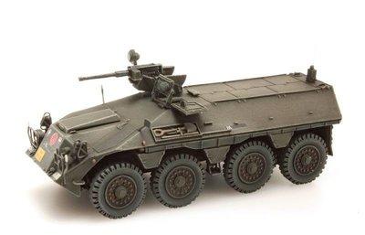 ARTITEC - DAF YP408 PWI-GR infanterie groepsvoertuig NL (bouwpakket) - 1:87