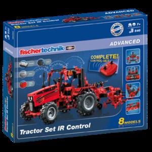 FISCHERTECHNIK - TRACTOR SET IR CONTROL - ADVANCED
