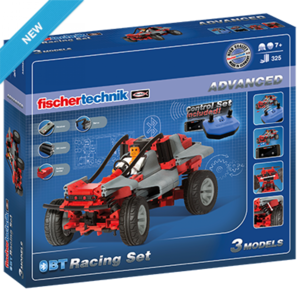 FISCHERTECHNIK - BT RACING SET - ADVANCED
