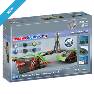 FISCHERTECHNIK - BLUE TOOTH SMART BEGINNER SET - ROBOTICS