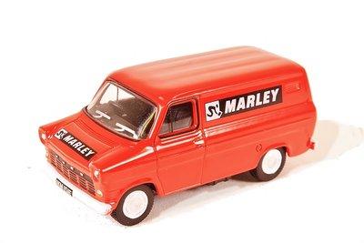 OXFORD DIECAST - FORT TRANSIT MK1 'MARLEY' 1967 - 1:76