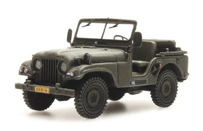 ARTITEC - NEKAF JEEP (KIT) - 1:87