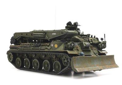 ARTITEC - AMX-30D DEPANNEUR NIVELEUR (BOUWKIT) - 1:87