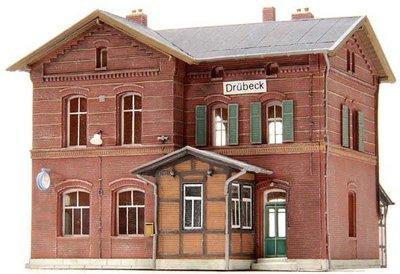 ARTITEC - STATION DRÜBECK - 1:160