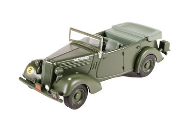 OXFORD DIECAST | HUMBER SNIPE TOURER VICTORY 'GENERAL MONTGOMERY' 1945 | 1:76