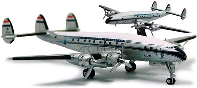 AVIODROME | LOCKHEED CONSTELLATION L-749A KLM 'DE VLIEGENDE HOLLANDER' LIM. ED. | 1:250