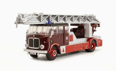 OXFORD - AEC MERCURY TL NEWCASTLE FIRE BRIGADE - 1:76