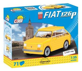 COBI | FIAT 126P (BOUWSTENENDOOS) | 1:35