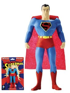 NJCROCE | SUPERMAN CLASSIC BENDABLE FIGURE | 14 CM