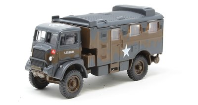 OXFORD DIECAST | BEDFORD QLR 8 CORPS HQ-NEW 1944| 1:76