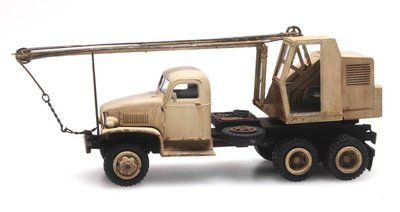ARTITEC | GMC 353 KRAANWAGEN (READY MADE) | 1:87