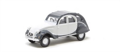 OXFORD DIECAST | CITROEN 2CV CHARLESTON (GRIJS) 1980 | 1:76