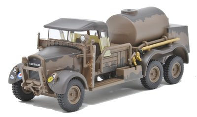 OXFORD DIECAST | FORDSON WOT1 CRASH TENDER RAF 'MICKEY MOUSE' 1941 | 1:76