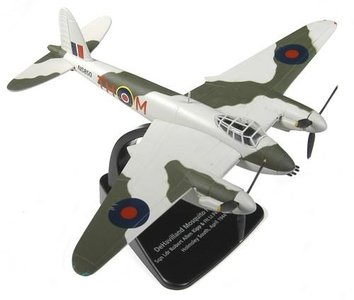 OXFORD DIECAST | HAVILLAND DH MOSQUITO FB MKVI | 1:72