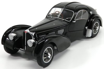 SOLIDO | BUGATTI TYPE 57 SC ATLANTIC 1937 | 1:18