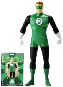 NJCROCE | GREEN LANTERN CLASSIC BENDABLE FIGURE | 14 CM
