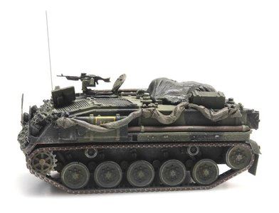 ARTITEC | UK FV432 Mk2/1 INFANTERY COMBAT READY (READY-MADE) | 1:87