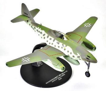 ATLAS | MESSERSCHMITT Me 262 A-1A 'ADOLF GALLAND' 1945 | 1:72