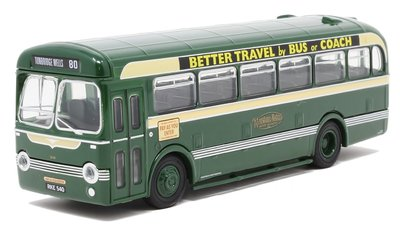 OXFORD DIECAST | SARO BUS (LEYLAND) MAIDSTONE & DISTRICT 1953 | 1:76