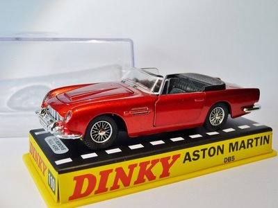 DINKY TOYS | ASTON MARTIN DB5 CONVERTIBLE 1965 | 1:43