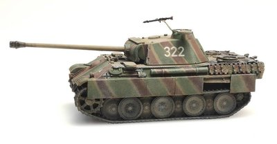 ARTITEC   PANTHER AUSF. G (SPAT) PZDIV MUNCHEBERG (READY MADE)   1:87