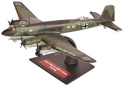 ATLAS   FOCKE WULF FW 200 C-4 CONDOR 1940   1:144