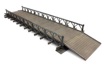 ARTITEC | BAILEYBRUG STANDAARD BRIDGE (BOUW KIT) | 1:87