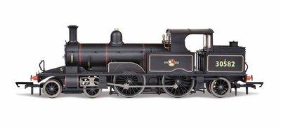 OXFORD RAIL | CLASS 415 ADAMS RADIAL 4-4-2T 30582 BR BLACK | H0|00