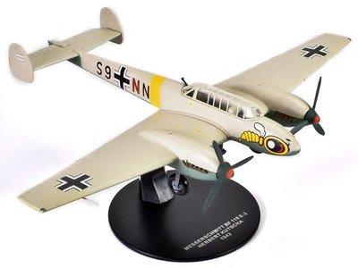 ATLAS   MESSERSCHMITT Bf 110 E-2 'HERBERT KUTSCHA' 1942   1:72