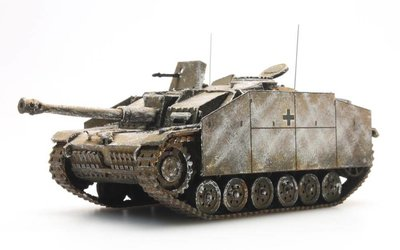 ARTITEC | STUG III AUSF G 1943 WINTER (READY MADE) | 1:87