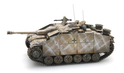 ARTITEC | STUG III AUSF G SAUKOPF 1944 WINTER (READY MADE) | 1:87