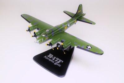 ATLAS | BOEING B-17 MEMPHIS BELLE 'FLYING FORTRESS' USA 1942 | 1:144
