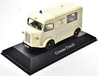 ATLAS | CITROEN TYPE H 'AMBULANCE COLLECTION' 1965 | 1:43