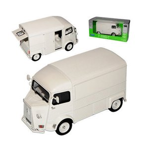 WELLY | CITROEN TYPE HY BESTELBUS 'WIT' 1962 | 1:24
