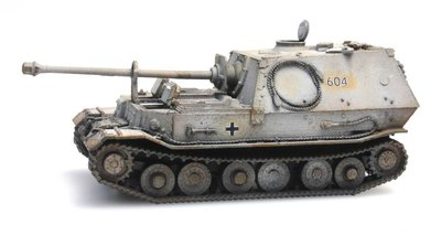 ARTITEC | PANZERJAGER ELEFANT WINTER (READY MADE) | 1:87