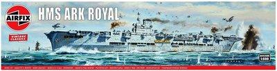AIRFIX CLASSICS   HMS ARK ROYAL (VINTAGE CLASSICS)   1:600