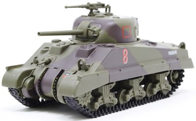 OXFORD DIECAST | SHERMAN TANK MkIII 18 ARM.REg-4TH NZ ARM.BRG. ITALY 1944 | 1:76