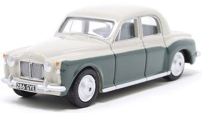 OXFORD DIECAST | ROVER P4 1962 | 1:76