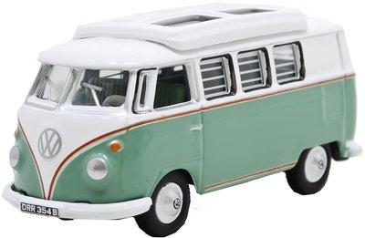 OXFORD DIECAST | VOLKSWAGEN (VW) T1 CAMPER 1963 | 1:76