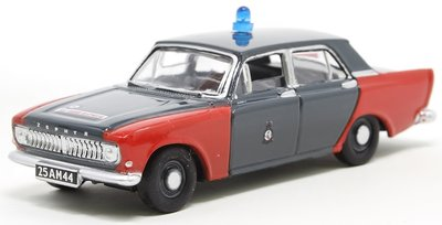OXFORD DIECAST | FORD ZEPHYR 'BOMB DISPOSAL' 1964 | 1:76