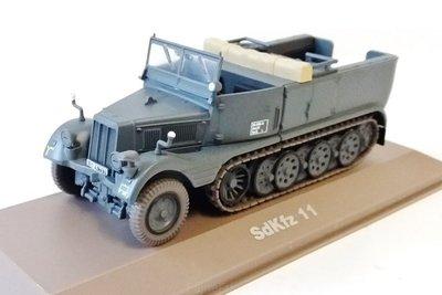 ATLAS | Sd.Kfz 11 LEICHTE ZUKRAFTWAGEN 3T WEHRMACHT 1940| 1:43