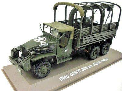 ATLAS | GMC CCKW 353 USA 1943 | 1:43
