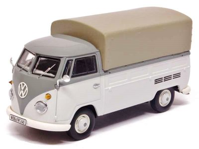 PREMIUM CLASSIXXS | VOLKSWAGEN T1 PICK-UP 'CANVAS HUIF' | 1:43