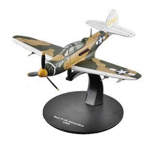 DEAGOSTINI | BELL P-39 AIRACOBRA USAAF | 1:72