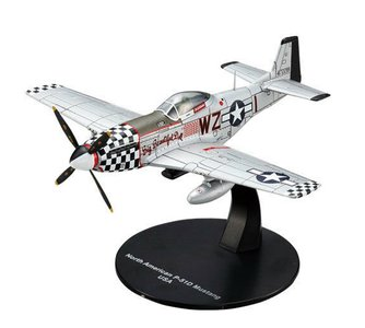 DEAGOSTINI | NORTH AMERICAN P-51D MUSTANG USAAF | 1:72